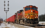BNSF 4043 East